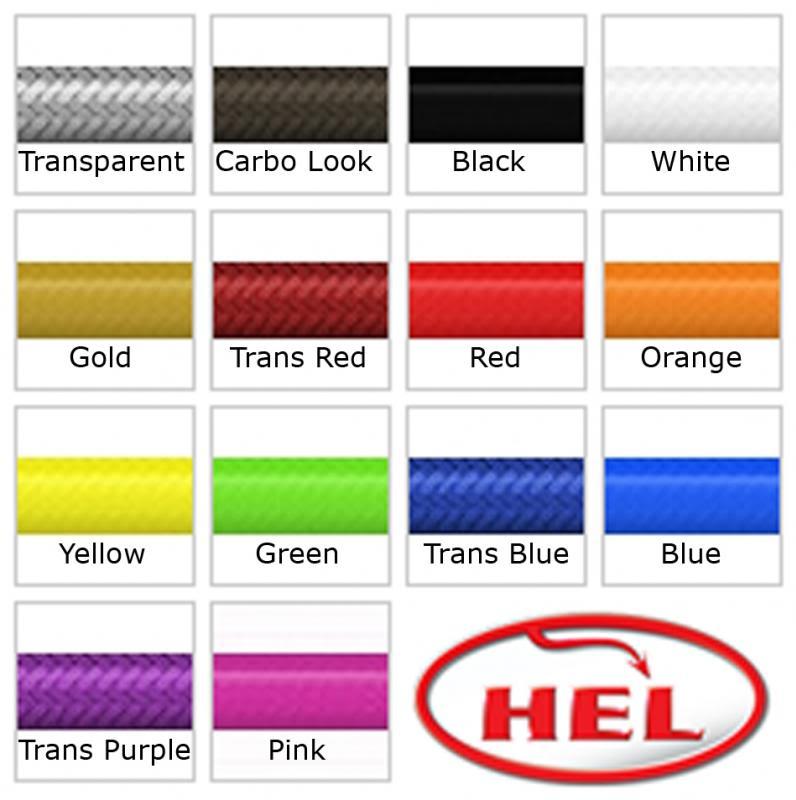 Värivaihtoehdot